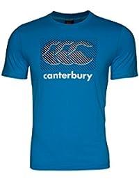 Tshirt de Rugby CCC à Logo - Bleu Danube