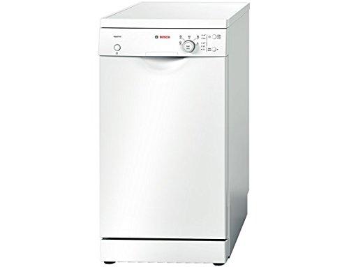 Bosch SPS50E42EU Autonome 9places A+ lave-vaisselle - Lave-vaisselles (Autonome, Blanc, Blanc, boutons, Rotatif, 1,75 m, 1,65 m)