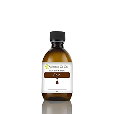 Chia seed virgin Oil 10ml by Authentic Oil Co