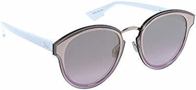 Christian Dior Diornightfall Wo, Gafas de Sol para Mujer, Gold White, 65
