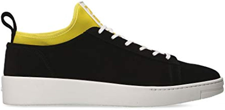 Gentiluomo Gentiluomo Gentiluomo   Signora Kenzo scarpe da ginnastica Uomo F865SN136L5699 Camoscio Nero Eccellente qualità Qualità del prodotto Prodotti di alta qualità | Acquisti online  da5227