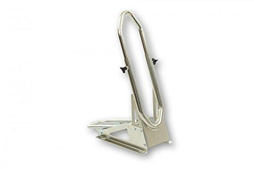 Preisvergleich Produktbild ACEBIKES Motorradständer STEADYSTAND CROSS Modell 191 BASIC, verzinkt, nur zum festen Einbau geeignet.