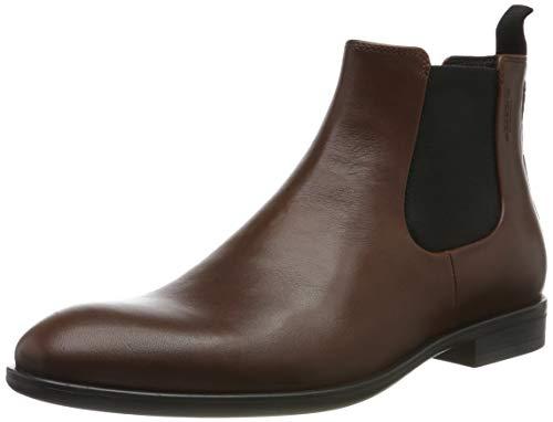Vagabond Herren Harvey Chelsea Boots, Braun (Dark Brandy 41), 43 EU