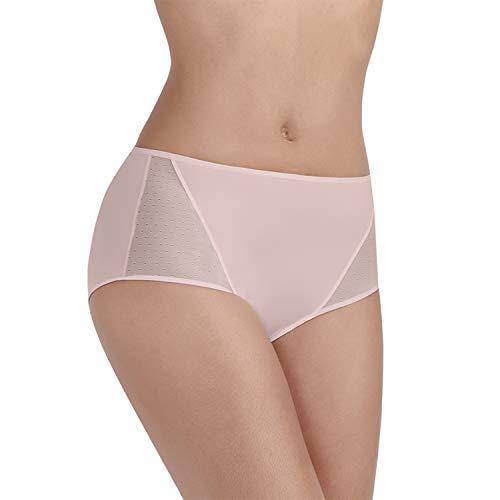 Vanity Fair Damen Breathable Luxe Hipster Panty 18180 Hipsterhöschen, Sheer Quartz, Large - Hipster Sheer Panties