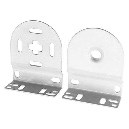 32mm Kit de reparación de estor color blanco cortina estor accesorios