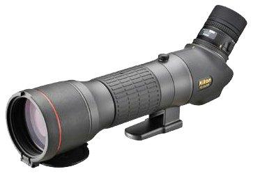 Nikon EDG Fieldscope 85-A - Telescopio (2m, Negro, 2.03 kg, 10.2 cm,...