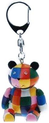 plastoy-63333-porte-cle-le-nounours-delmer-multicolore