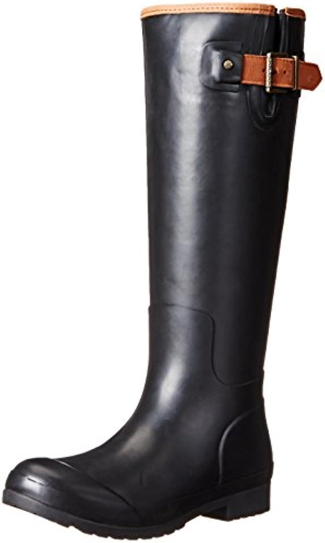 Sperry Top-Sider Femme's Walker Haze Mist Mist Haze Black Rain BootB00QWADARWParent 8936d5