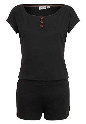 Naketano Female Overall Mistertittitwista Black, XL