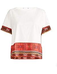4fc93c674cd45 Max Mara Weekend Tuc t-Shirt Donna Manica Corta Stampata