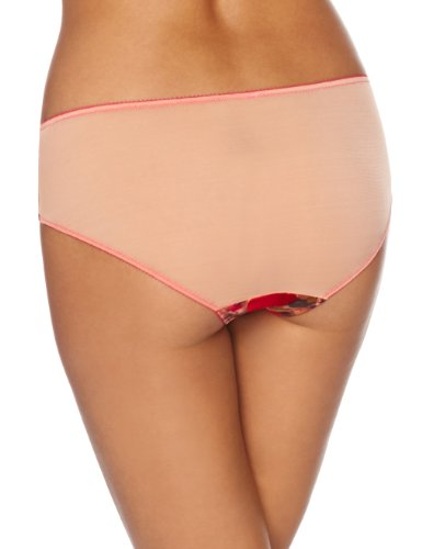 Gossard - Short - Femme Rouge (Red)
