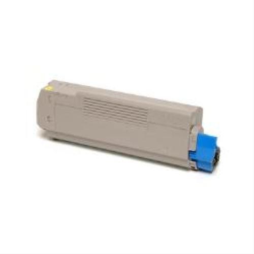 Preisvergleich Produktbild OKI 43324421 Tonerkassette gelb für C5800 / 5900 / 5550MFP