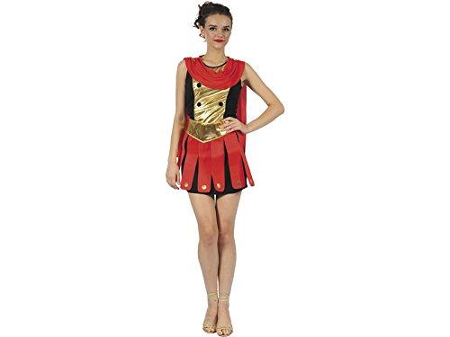 DISONIL Frau Gladiator Kostüm Größe S