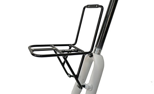 RFR Fahrrad Gepäckträger vorne schwarz