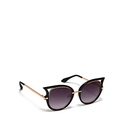 floozie-by-frost-french-womens-black-cat-eye-frame-sunglasses