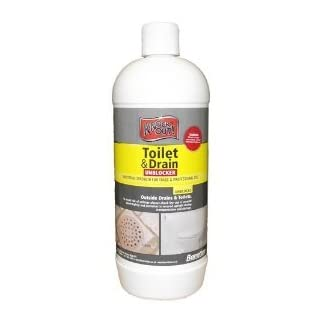 JDS Hardware Knockout Toilet & Drain Cleaner 1L