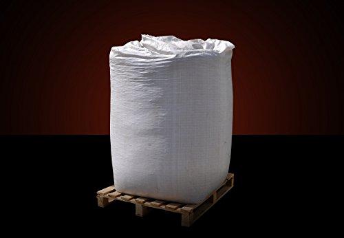Naturbrennstoffe Kretschmann OHG ▶ Big Bag Holzpellets aus Kiefernholz, 0,34€/kg*, 1000kg im BigBag auf Palette, kostenfreie Lieferung, ohne Bindemittel hergestellt, Holz-Pellets (Holz Kessel)