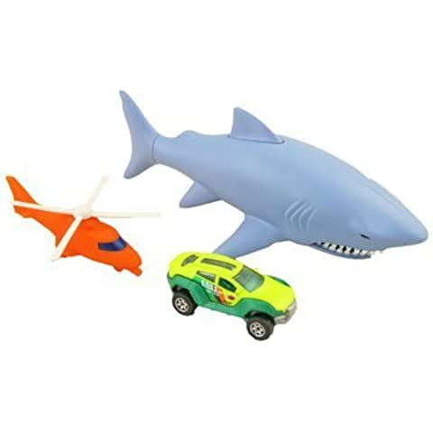 Matchbox Mission: Marine Rescue Shark Ship - Replacement Parts by Matchbox
