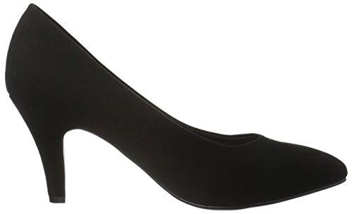 Bianco - Basic Pump Jja16, Zapatos De Tacón Negro Para Mujer (schwarz (10 / Negro))