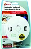 Kidde blanco combinación alarma detectora de humo Detector de monóxido de carbono 9000122