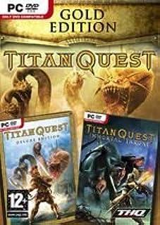 Titan Quest Gold Edition (inclus add-on ITA) (B000LW9QM0)   Amazon price tracker / tracking, Amazon price history charts, Amazon price watches, Amazon price drop alerts