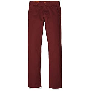 Dockers BIC Alpha Original Slim Tapered-Stretch Twill Pantalones para Hombre