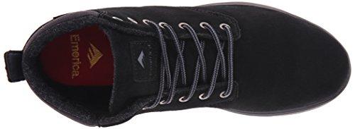 Dc Shoes Emerica Wino Cruiser Hlt: Nero (noir / Noir / Noir)