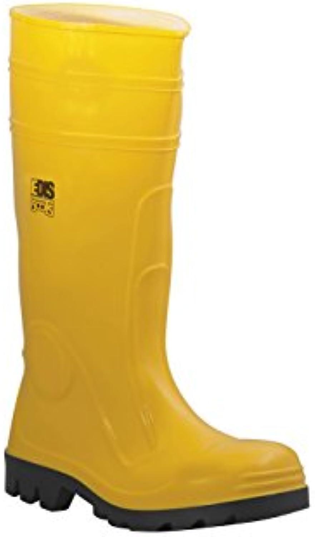 Botas Edis Seguridad Amarillo PVC nitrilo – 45