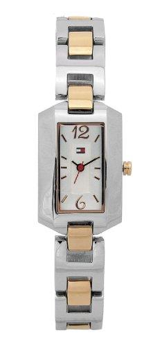 Tommy Hilfiger 1780664 - Reloj de mujer de cuarzo, correa de acero inoxidable color varios colores