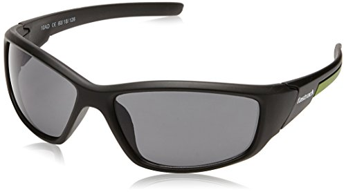 Fastrack UV Protected Sport Men's Sunglasses - (P352BK3|60|Smoke (Grey / Black) Color)  available at amazon for Rs.663