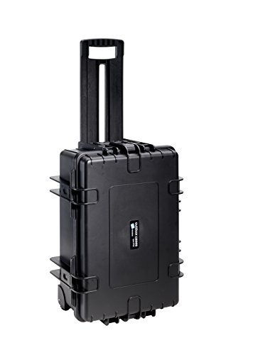 B&W outdoor.cases type 6700 with 3DR Solo Inlay - The Original
