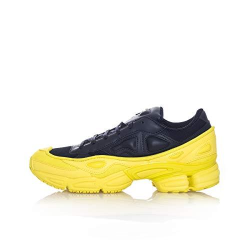 more photos 47a2a d7fb5 adidas X RAF Simons Sneakers RAF Simons F34267 Yellow - Navy Size8