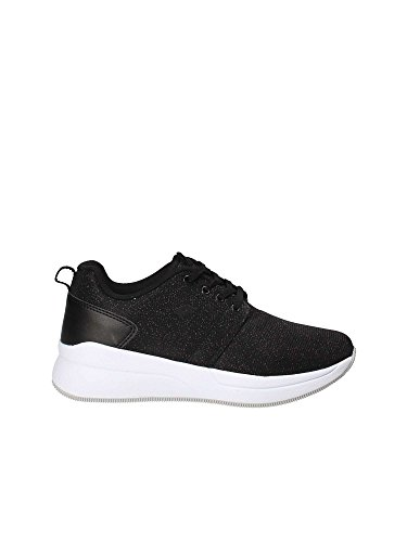 Lotto Day+ Lux AMF W, Scarpe da Fitness Donna, Nero (Blk 020), 37 EU