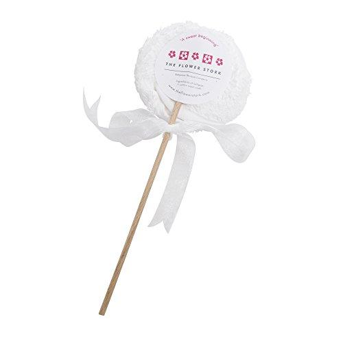 Cotton Candy - Lollipop - Blanc classique