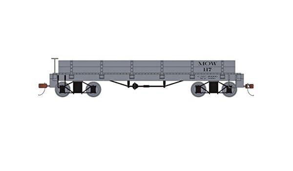 Spur 0n30 27202 NEU Güterwagen Gondola Flachwagen