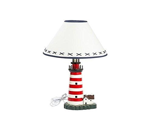 Lámpara de mesa estilo marinero