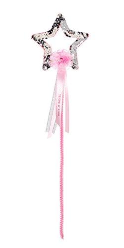 Rose & Romeo - 11038 - Accessoire Pour Déguisement - Baguette - Sady - Argent