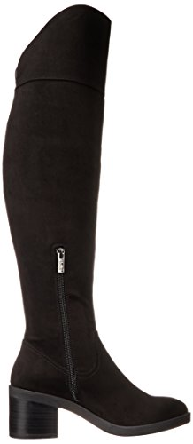 Kenneth Cole Reaction Camden Rise Femmes Toile Botte Black