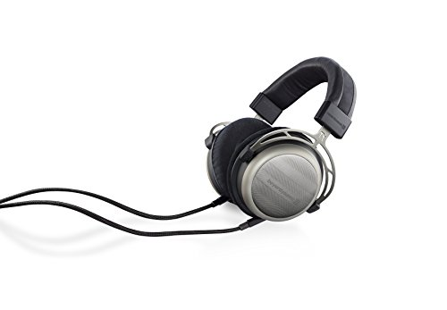beyerdynamic T 1 (2. Generation) Over-Ear-Stereo Kopfhörer. Halboffene Bauweise, steckbares Kabel, High-End - 3