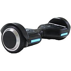 REVOE Hoverboard Patinete Eléctrico - Negro