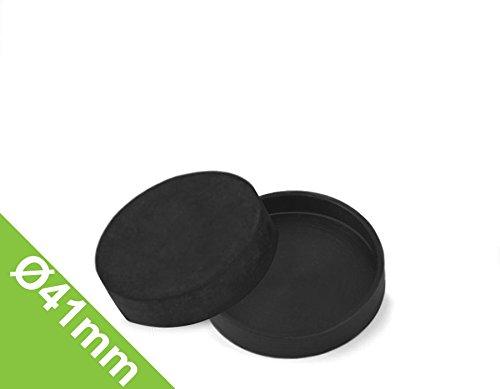 Gummi-Kappe Ø 41 mm, Manschette zum Schutz von Oberflächen (Gummi-kappe)