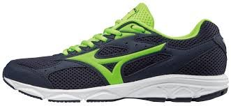 Mizuno Spark 3, Trainers Shoes Mens, eclipse greengecko bright Gree, options 41