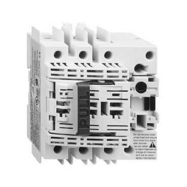 SCHNEIDER ELEC PIC - PC0 45 00 - INTERRUPTOR SECCIONADOR/SECCIONABLE 3 POLOS 30A EXTERIOR FRONTAL