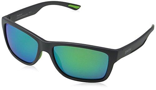 Smith Unisex-Erwachsene Founder Slim UD WK4 52 Sonnenbrille, Shad Grn Hvna/Bw Brown
