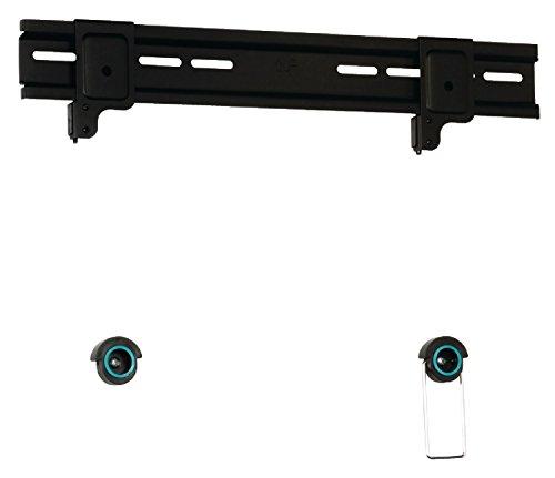 Valueline VLM-MLED10 TV-Wandhalterung ultraflach für 66-106,7 cm (26-42 Zoll) Fernseher (fix, max. 30kg)