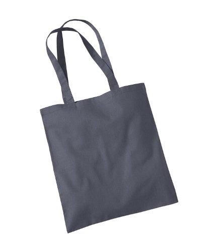 Westford Mill Womens adulti Promo Borsa a spalla Graphite Grey
