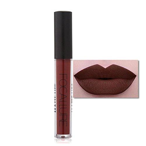 Iii-flash-speicherkarte (May 15 Farben Focallure Lippenstift Kosmetik Lippenstift Frauen Sexy Lippen Matt Lipgloss Party Super Langlebig (3#))