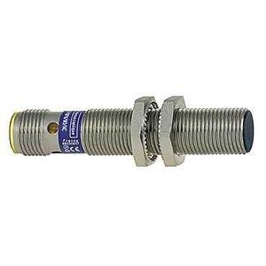 Schneider XS512B1PAM12 XS5-Induktiver Näherungsschalter M12, L50mm, Messing, Sn 2mm, 12-24 V DC, M12 (Licht Sn 8)