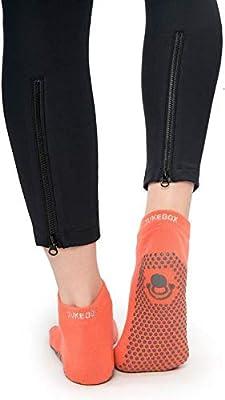 JUKEBOX Half Toe Grip Motion Socks