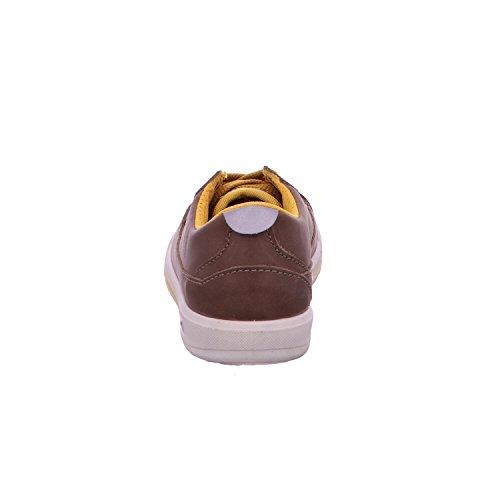 Lowa Tim Lo enfants Chaussures de d'extérieur (Taupe/Curry) TAUPE/CURRY